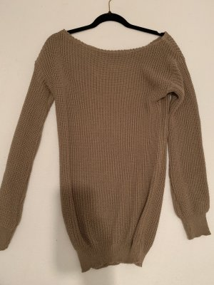 Bohoo Knitted Sweater multicolored