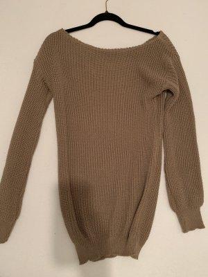 Bohoo Pull tricoté multicolore