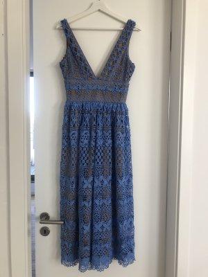 Bohoo Lace Dress nude-azure