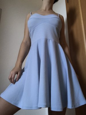 Bohoo Robe courte bleu azur