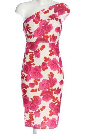 Bohoo Knitted Dress allover print elegant