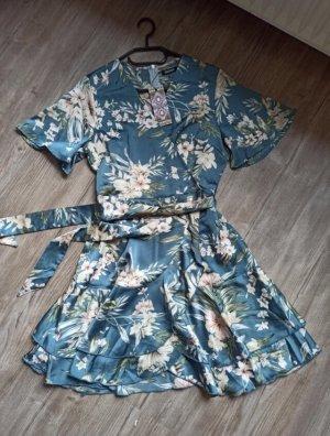 Bohoo Summer Dress multicolored