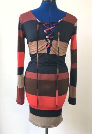 Bold Stripe Dress