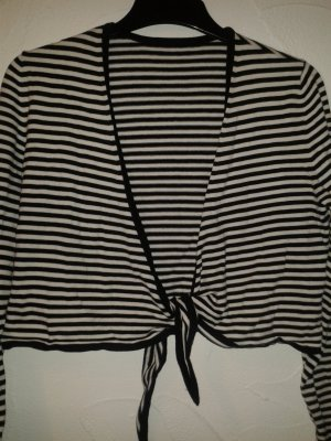 Bolereo in schwarz-weiß