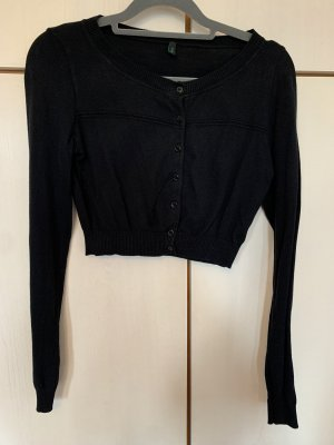 United Colors of Benetton Knitted Bolero black