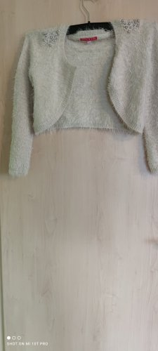 Derky Kids Knitted Bolero natural white-cream