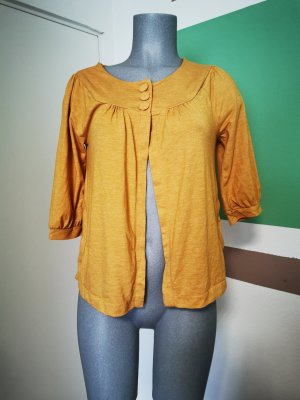 Neckholder Top orange