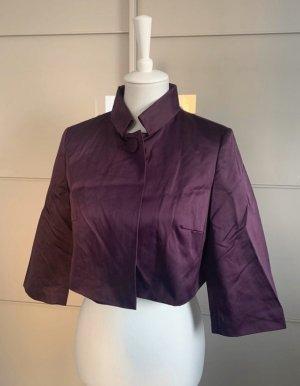 Hallhuber Torera violeta oscuro-lila