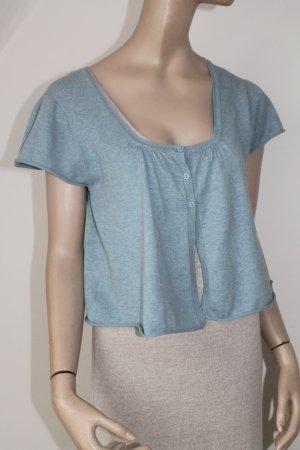 Bolero - Jäckchen * Kurzarm * Jeansblau * Grösse M * wenig getragen *
