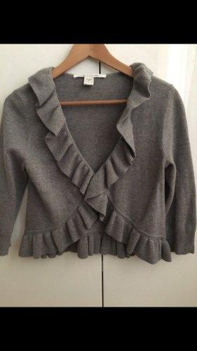 Diane von Furstenberg Boléro en tricot gris