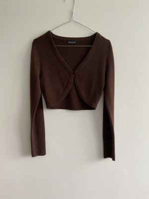 Laura Scott Bolero dark brown