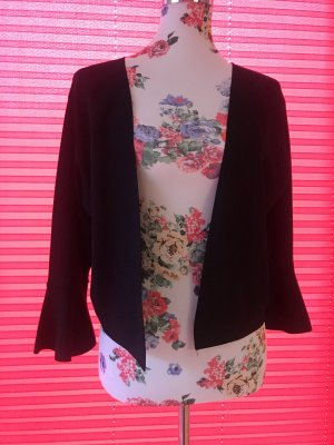 Liberty Bolero black viscose