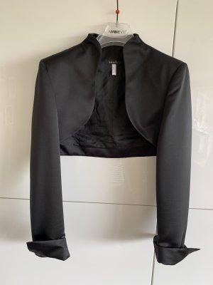 Mariposa Blazer corto nero