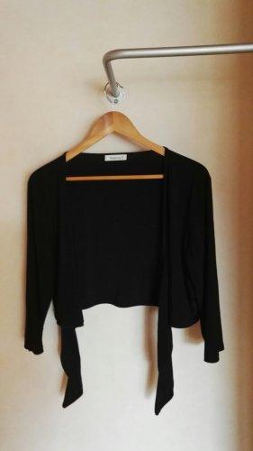 Yessica Boléro noir polyester