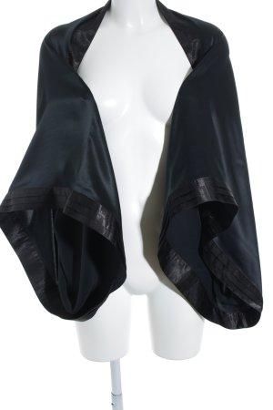 Bolero schwarz extravaganter Stil