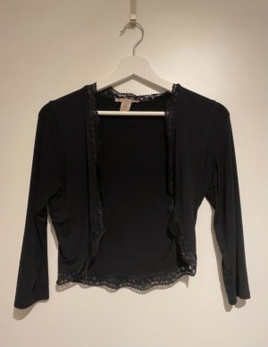 Anna Field Knitted Bolero black