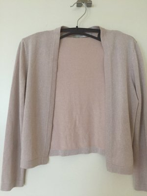 Jake*s Short Sleeve Knitted Jacket pink