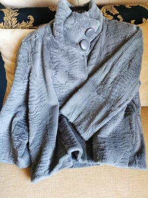 Blanco Bolero silver-colored-grey pelt