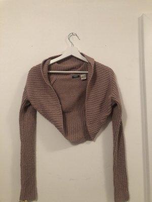 La Redoute Gilet tricoté rose