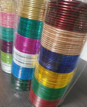 Aus Indien Bracelet multicolore