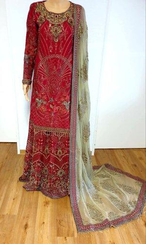 Bollywood Brand indien afg pakistani Hochzeit Fancy Embroidered Kleidung
