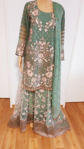 Bollywood indien pakistanische afg Fancy  Hochzeit/ Verlobung Kleidung
