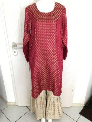 markenlos Ladies' Suit multicolored mixture fibre