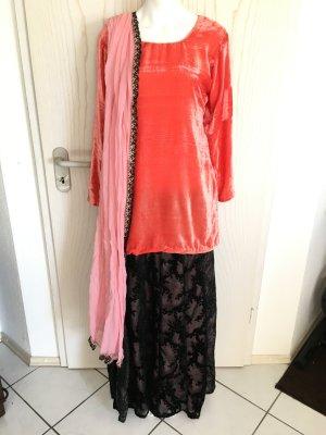 Bollywood Indische Pakistanische Kleidung 3 Teile Salwar Kameez Anarkali