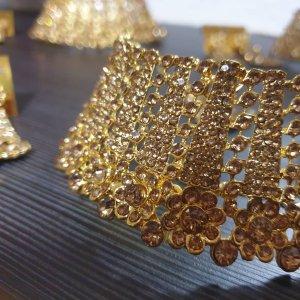 Aus Indien Ketting goud