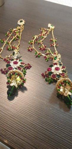 Bollywood  kundan polki bridal Jewellery indien