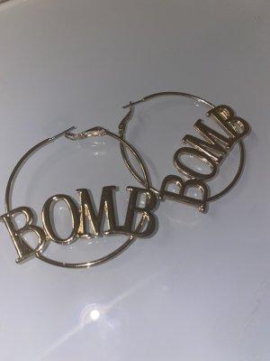 Bomb-Ohrringe