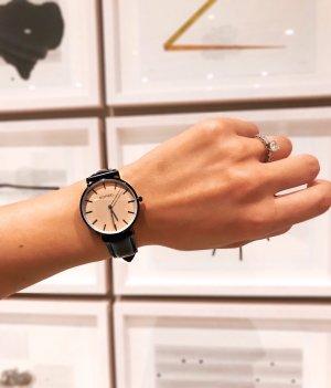 Bombel watches Uhr unisex schwarz beige