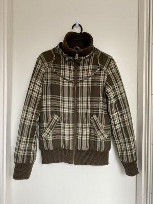 Colins Short Jacket olive green
