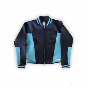 Adidas by Stella McCartney Giacca bomber blu scuro-azzurro