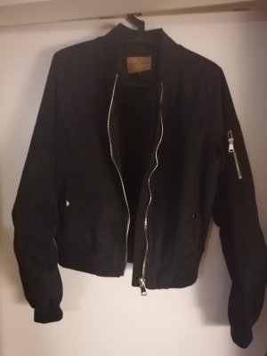anonymous&famous Bomber Jacket black