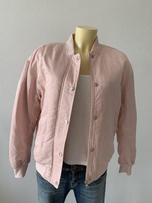 Calvin Klein Jeans Giacca bomber rosa pallido