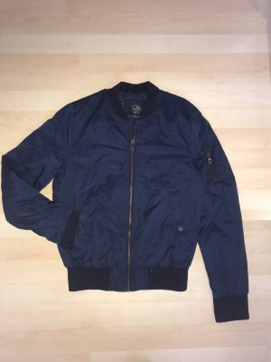 Clockhouse Giacca bomber blu scuro