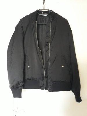 H&M Giacca bomber nero