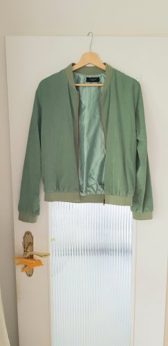 Sisters point Bomber Jacket sage green