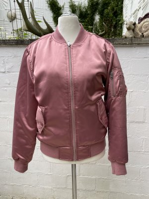 Urban Classics Bomber Jacket rose-gold-coloured