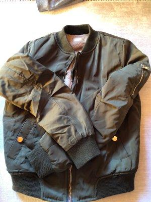 Best emilie Bomber Jacket dark green