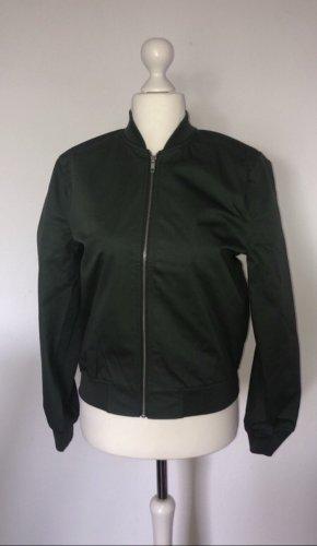 Wemoto Bomber Jacket khaki-dark green