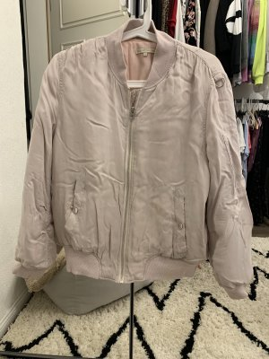little white lies... Bomber Jacket pink-dusky pink