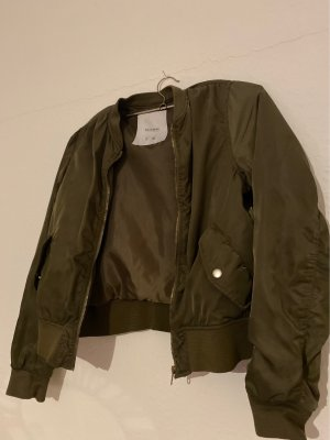 Pull & Bear Giacca bomber cachi