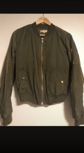 Best emilie Giacca bomber cachi-verde scuro