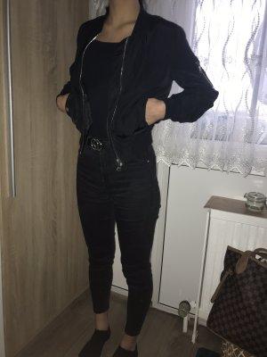 Cherry Koko Bomber Jacket black