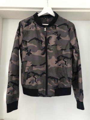 Takko Fashion Bomber Jacket multicolored