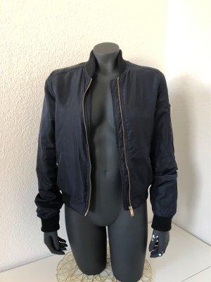 Pimkie Bomber Jacket dark blue