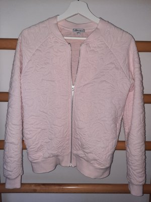 Ann Christine Blouson light pink mixture fibre