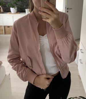 Bomberjacke, Bershka, Größe S/36, rosa